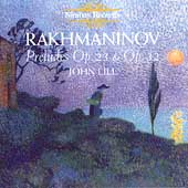 Rakhmaninov: Preludes Op 23 and 32 / John Lill