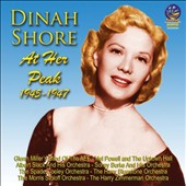 Dinah Shore: At Her Peak: 1945-1974