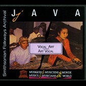 Various Artists: Java: Vocal Art [Digipak]