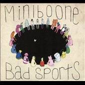 Miniboone: Bad Sports [Slipcase] *