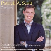 Patrick A. Scott, Organist - Weaver: Toccata; Buxtehude: Preludium in D; Hebble: Festival Piece; Locklair: Swing Low; Reger: Toccata 7 Fugue, Op. 59; Walton: Crown Imperial; Halley: Outer Hebrides; Mulet, Scott