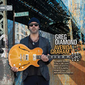 Greg Diamond: Avenida Graham [Digipak]