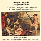 Merit - F. Couperin: Musique de Chambre / Musical Assembly