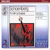 Schoenberg: The String Quartets / Lear, New Vienna Quartet
