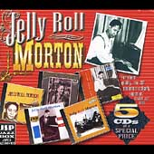 Jelly Roll Morton: Jelly Roll Morton [JSP] [Box]