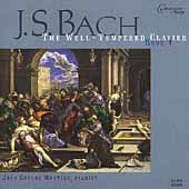 Bach: Well-Tempered Clavier Book 1 / Joao Carlos Martins
