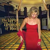 Maureen Christine: The Very Thought of You *