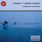 Chopin - Piano Music / Vladimir Horowitz
