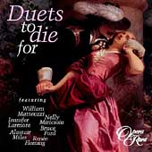 Duets to Die For - Larmore, Fleming, Miricioiu, et al