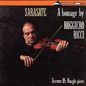 Sarasate - A Hommage by Ruggiero Ricci