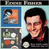 Eddie Fisher (Vocals): Eddie Fisher Sings/I'm in the Mood for Love/Christmas With Eddie Fisher