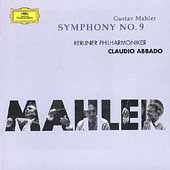 Mahler: Symphony no 9 / Claudio Abbado, Berlin PO
