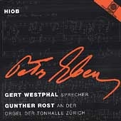 Eben: Complete Organ Works Vol 2 - Job / Gunther Rost