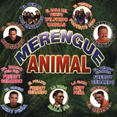 Various Artists: Merengue Animal