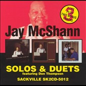 Jay McShann: Solos & Duets