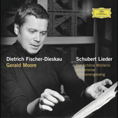 Schubert: Lieder / Fischer-Dieskau, Moore