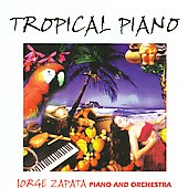 Jorge Zapata: Tropical Piano *