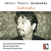 Javier Torres Maldonado: Exabrupto / Lorraine Vaillancourt