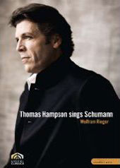 Thomas Hampson Sing Schumann / Hampson, Wolfram Rieger [DVD]