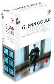 Glenn Gould: On Television / The Complete CBC Broadcasts 1954-1977 [10 DVD]