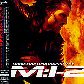 Original Soundtrack: Mission: Impossible 2 [Japan Bonus Tracks]