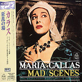 Callas Mad Scene (Jpn Lp Sleeve)