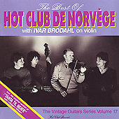 Ivar Brodahl: Best of the Hot Club of Norway