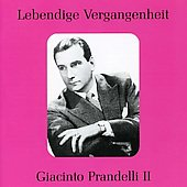 Lebendige Vergangenheit - Giacinto Prandelli Vol 2