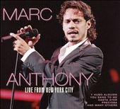 Marc Anthony: Live from New York City