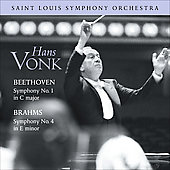 Saint Louis Symphony Orchestra - Beethoven, etc / Has Vonk