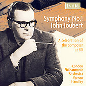 Joubert: Symphony no 1 / Handley, London PO
