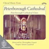 The Alpha Collection Vol 9 / Christopher Gower, Simon Lawford, Peterborough Cathedral Choir