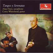 Tangos y Serenatas - Boone, Piazzola, Carlson, Albert, etc / Durst, Whitehead
