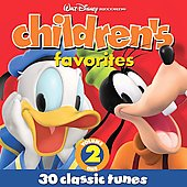 Disney: Children's Favorites, Vol. 2 [Super K]