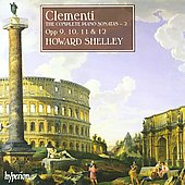 Clementi: Complete Piano Sonatas Vol 2 / Howard Shelley