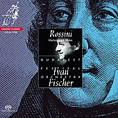 Rossini: Instrumental Music / Fischer, Budapest Festival Orchestra