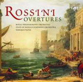 Rossini: Overtures / Royal Philharmonic Orchestra