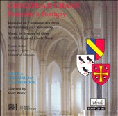 Gregorian Chant: Pentecôte à Pontigny, Music in honour of 3 Archbidhops of Canterbury