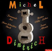 La Guitare Classique de Michel Dintrich