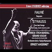 Fauré: Requiem: Strauss: Four Last Songs