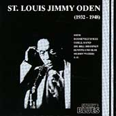 St. Louis Jimmy Oden: 1932-1948