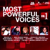 Various Artists: Most Powerful Voices, Vol. 1