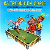 Various Artists: La  Tremenda Corte, Vol. 43