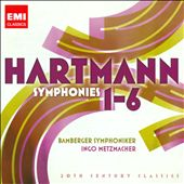 20th Century Classics: Hartman - Symphonies Nos 1 - 6