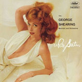 George Shearing: White Satin