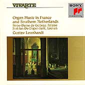 Organ Music in France and Southern Netherlands / Leonhardt