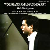 Mozart: Sonatas, K 310, K 332, K 576, etc / Aleck Karis