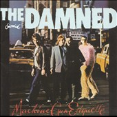 The Damned: Machine Gun Etiquette [25th Anniversary Edition]