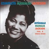 Mahalia Jackson: Complete Mahalia Jackson, Vol. 5: 1954-1955
