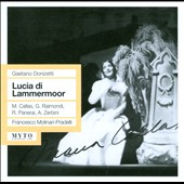 Gaetano Donizetti: Lucia di Lammermoor / Callas, Raimondi, Panerai, Zebini